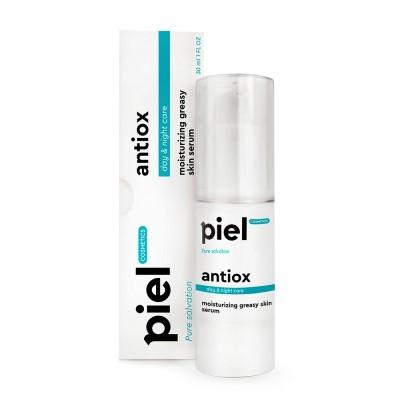 Антиоксидантная увлажняющая сыворотка Piel Cosmetics Gialur Youth Defence ANTIOX