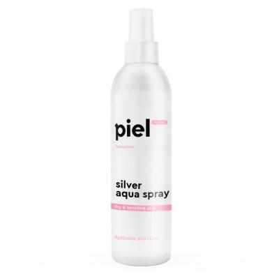 Увлажняющий спрей для лица Piel Cosmetics Silver Aqua Spray