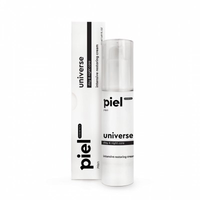Универсальный крем для мужчин Piel Cosmetics Universal Day Night Cream for Men UNIVERSE