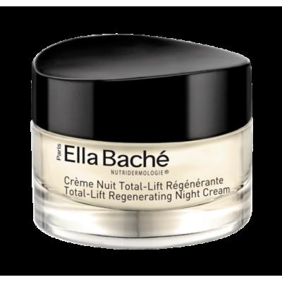 Регенерирующий подтягивающий ночной крем Ella Bache Creme Nuit Total Lift Regenerante
