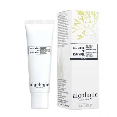 Освежающий гель для кожи контура глаз Algologie Refreshing Eye Gel