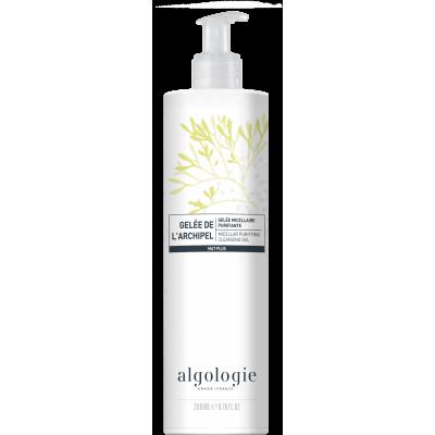 Очищающий мицеллярный гель Algologie Micellar Purifying Cleansing Gel