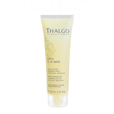 Очищающее Гель-масло для снятия макияжа Thalgo Make-up Removing Cleansing Gel-oil