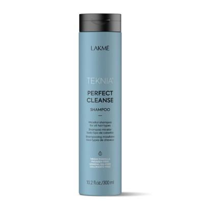Шампунь для глубокой очистки волос 300 мл Lakme Teknia Perfect Cleanse Shampoo