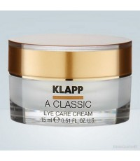 Крем для век Витамин А Ультра KLAPP A Classic Eye Care Cream