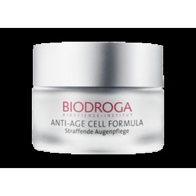 Антивозрастной укрепляющий крем для кожи вокруг глаз Biodroga Firming Eye Care