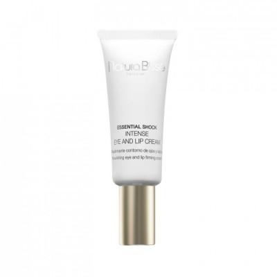 Интенсивный крем для ухода за сухой кожей в области глаз и губ SPF15 Natura Bisse Essential Shock Intense Eye and Lip SPF15