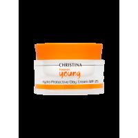 Дневной гидрозащитный крем SPF 25 Фореве Янг Christina Forever Young Hydra Protective Day Cream