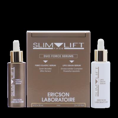Набор сывороток двойного действия Ericson Laboratoire Duo Force Serum