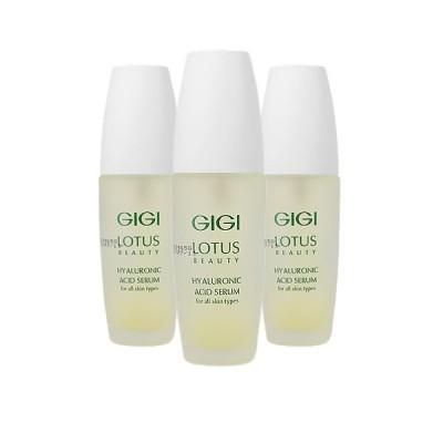 Увлажняющая сыворотка с гиалуроновой кислотой Lotus Beauty GIGI serum hyaluronic acid