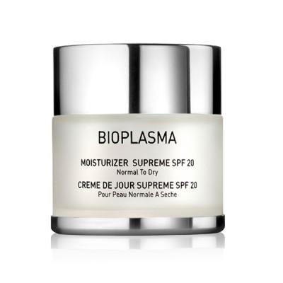 Увлажняющий крем для сухой кожи СПФ-20 GIGI Bioplasma Moist Dry SPF-20