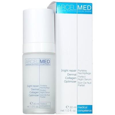 Дермальная ночная сыворотка для восстановления кожи Jean dArcel Dermal Collagen Optimizer