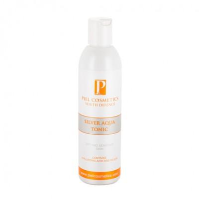 Тоник для сухой и чувствительной кожи Piel Cosmetics Silver Aqua Tonic