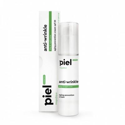 Ночной крем против морщин и первых признаков старения Piel Cosmetics ANTI-WRINKLE 1 Cream