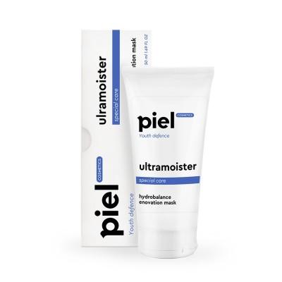 Ультраувлажняющая гель-маска для сухой и обезвоженой кожи Piel Cosmetics Ultramoister Gel-mask for Dry Skin