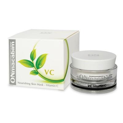 Питательная маска с витамином С Onmacabim NOURISHING SCIN MASK