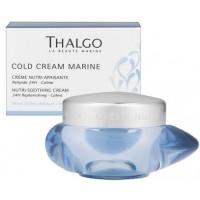 Восстанавливающий крем для сухой и чувствительной кожи Thalgo Cold Cream Marine