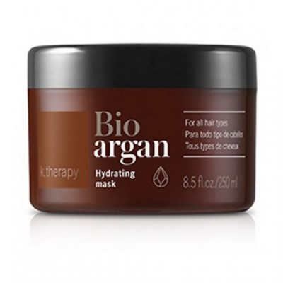 Увлажняющая маска для волос с аргановым маслом Lakme K.Therapy Bio Argan Mask